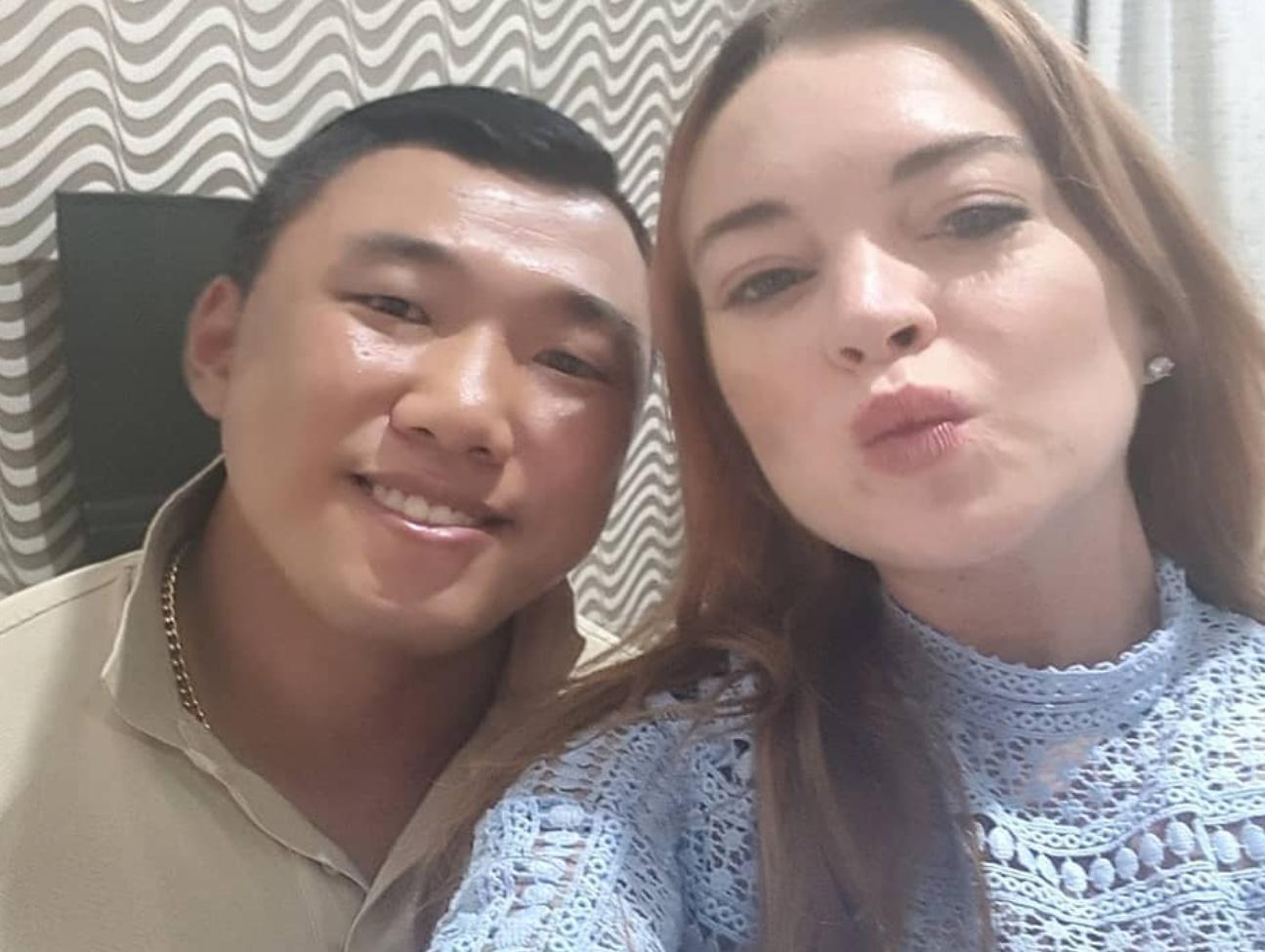 korean hulk lindsay lohan